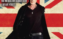 MICHAEL DES BARRES-CARNABY STREET
