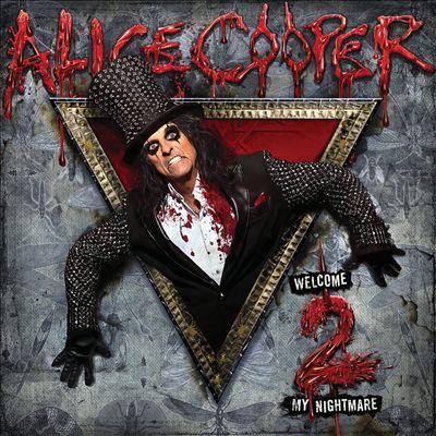 ALICE COOPER-WELCOME 2 MY NIGHTMARE