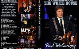 Paul McCartney-White House Gershwin Award